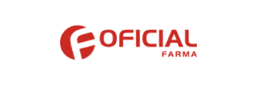 Oficial Farma logotipo